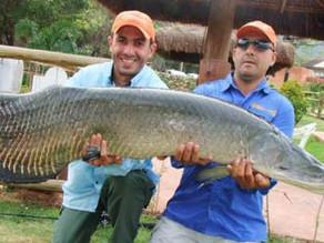 Pesqueiro Eco Pesca - Rio Quente Resorts - Rio Quente - Goiás