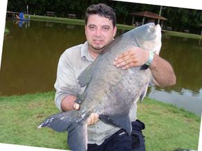 A Primeira pescaria do ano com grandes troféus.