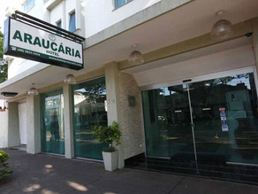 Hotel Araucária  -  Maringá  -  Paraná