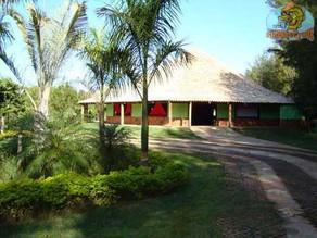 Clube de Pesca Lago Verde – Veja toda a estrutura desse clube de pesca em Goiás