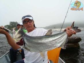 Rio São Benedito II – Veja a nossa pescaria de Corvinas, Cachorras e Jacundás