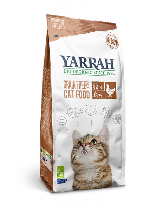 Yarrah Grain-Free Cat Food 800g