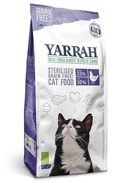 Yarrah for Sterilised Cats 800g
