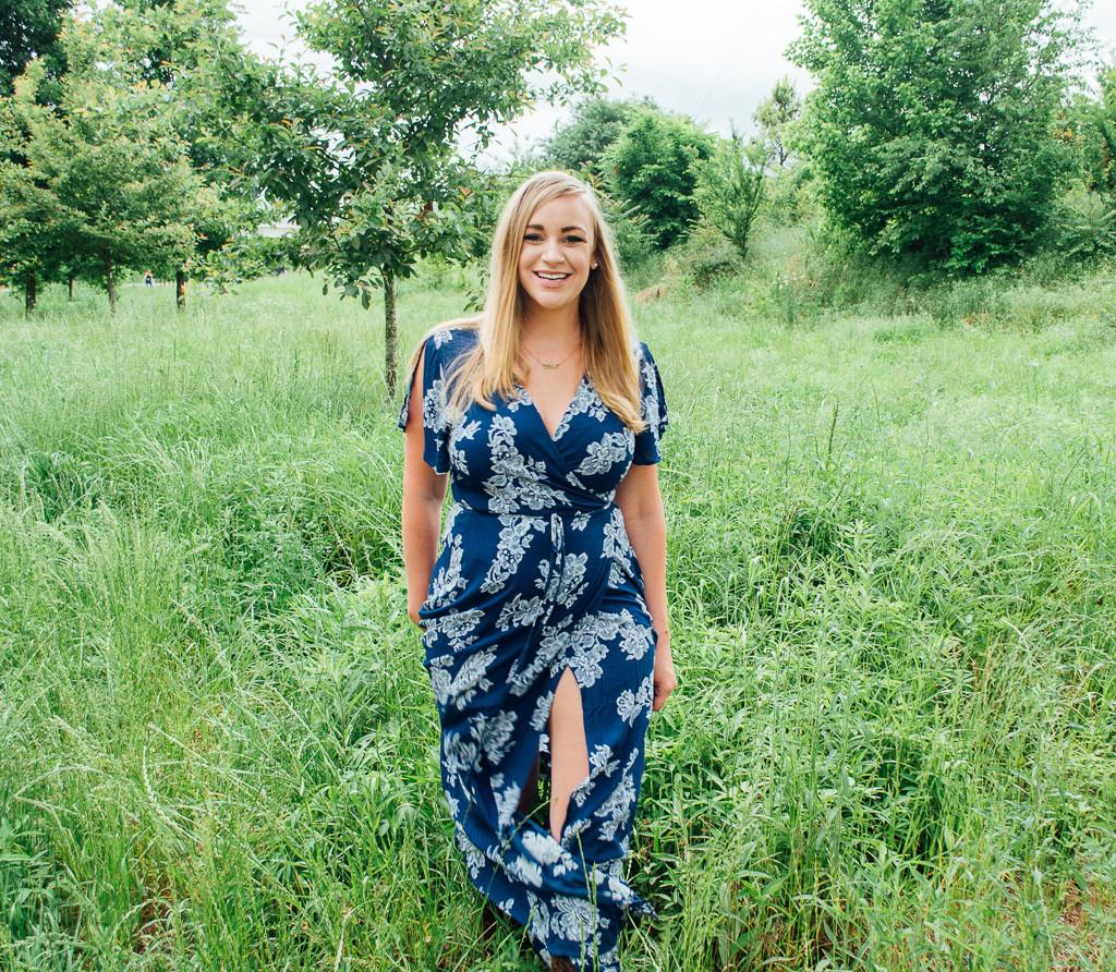 tall grass, field, all american, woman