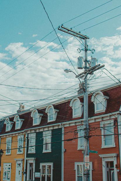 St Johns Newfoundland 2019