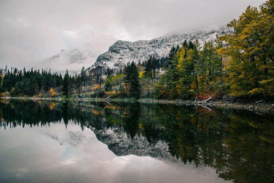 Waterton 2018 - Reflection