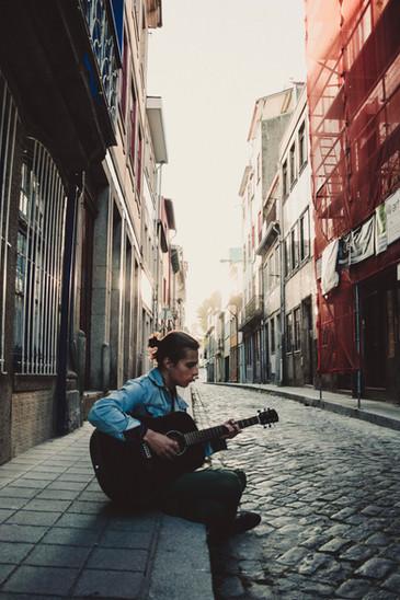 Musician - Pedro - Porto 2018