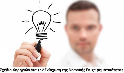 Ενίσχυση νεανικής επιχειρηματικότητας - Κύπρος