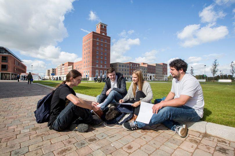 Swansea student university coronavirus c-19 Covid Covid-19