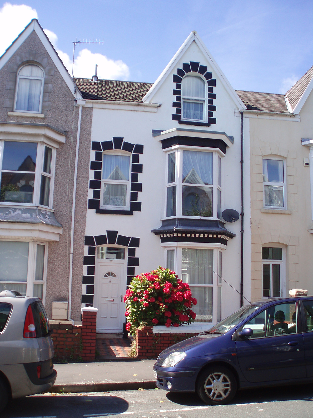 University Swansea Accommodation House Property lets digs
