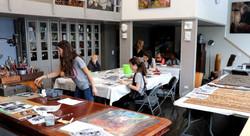 (DO)artworx studio in Oulu,