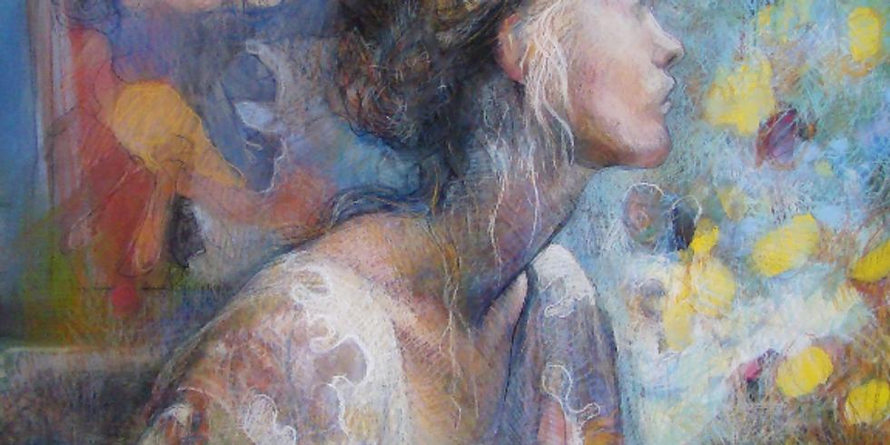 Watercolor & Pastel Workshop: 7/20-22/20