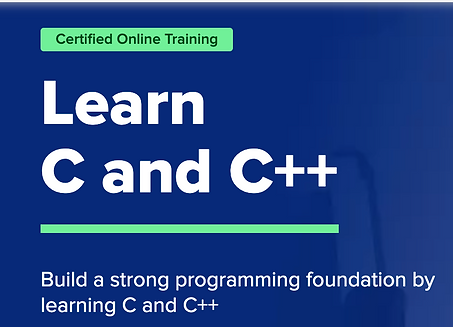 Programming with C and C++