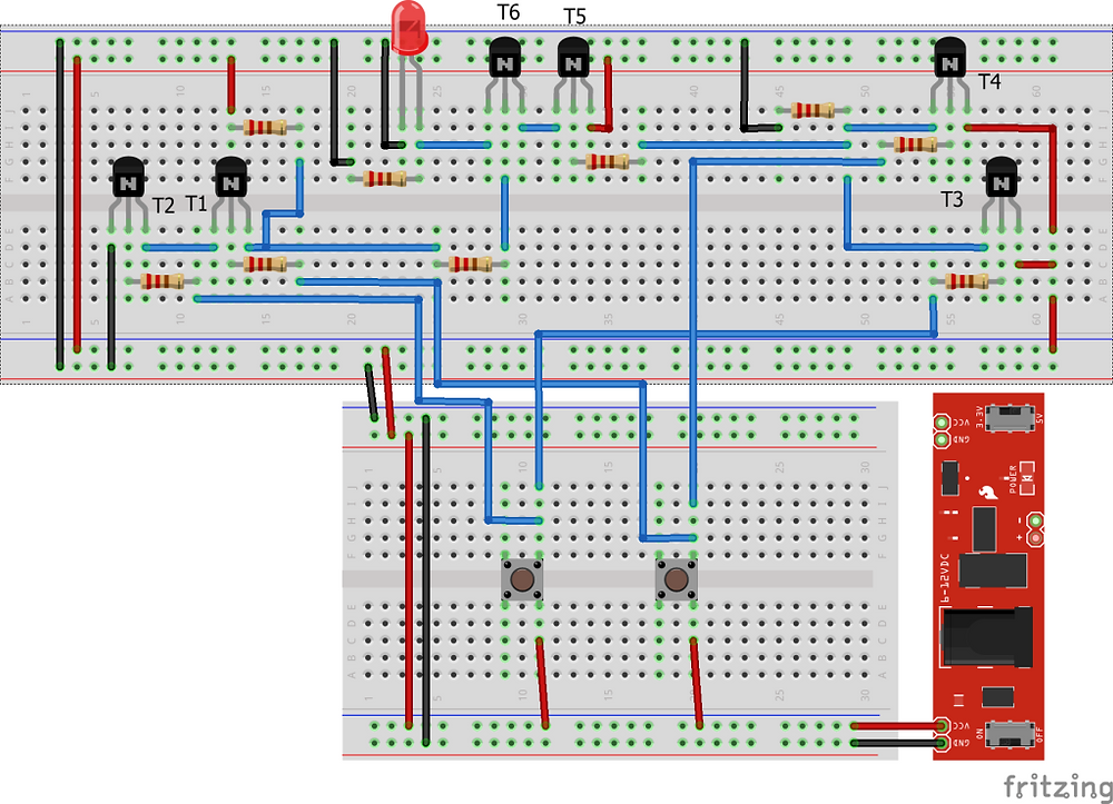 Circuit Connections