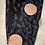 Thumbnail: African black print wrap