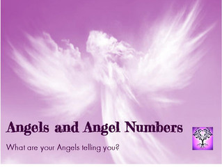 Angels and Angel Numbers!