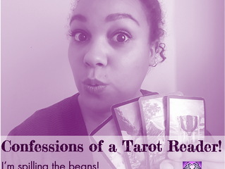 Confessions of a Tarot Reader