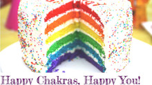 Happy Chakras, Happy You!