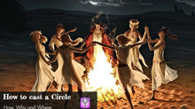 How to cast a Circle