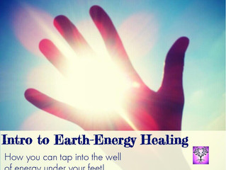 Intro to Earth-Energy Healing