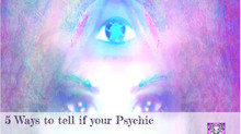 5 Ways to tell if your Psychic is Authentic