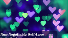 Non-Negotiable Self-Love