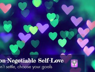 Non-Negotiable Self-Love