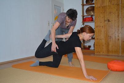 coaching yoga