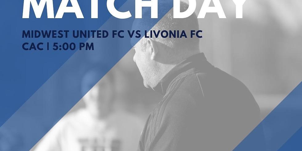 MUFC Women vs Livonia FC