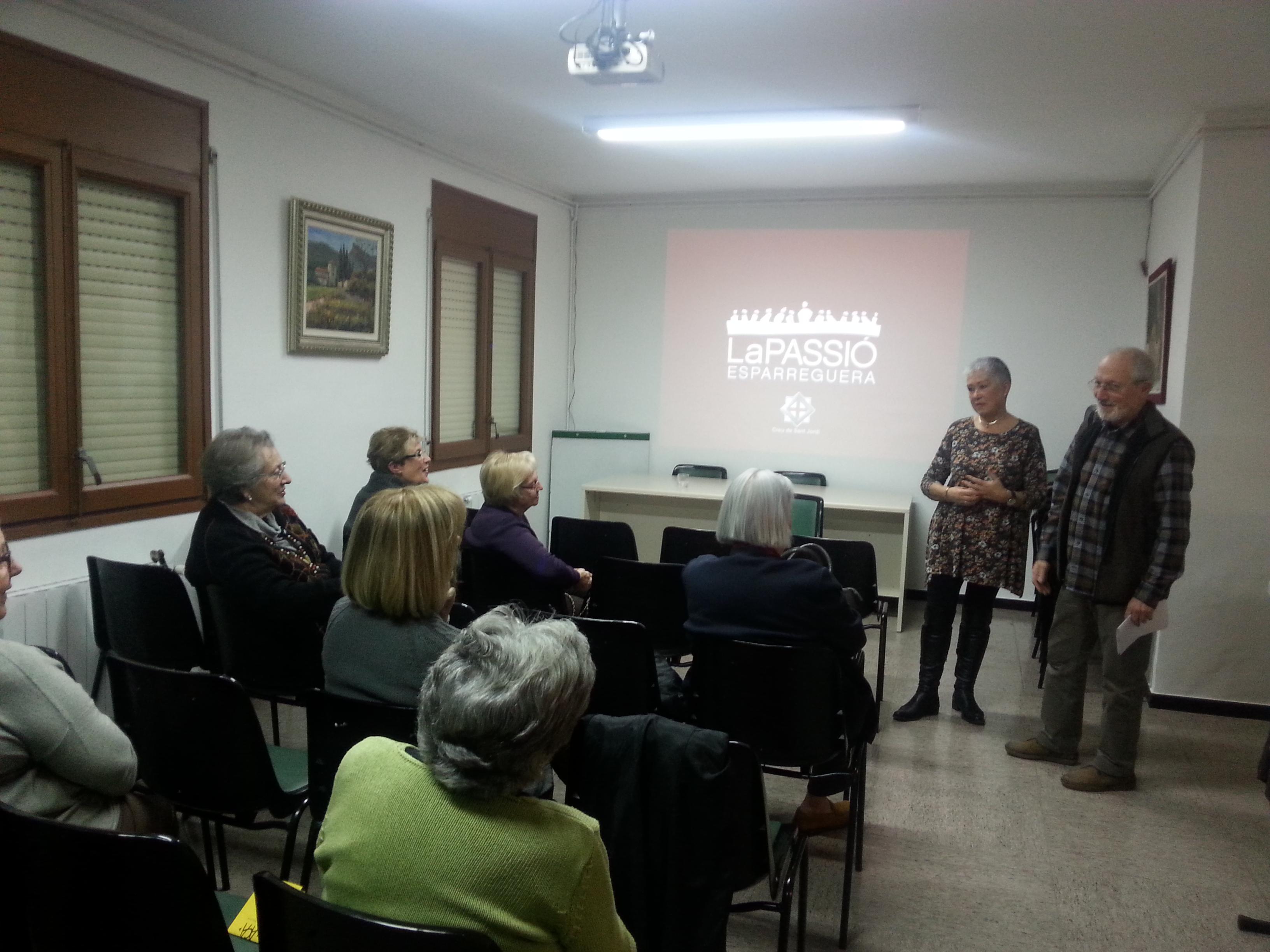 """Conferència """"Passió d'Esparraguera"""""""