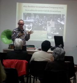 Conferència El Gramòfon 25/03/2015