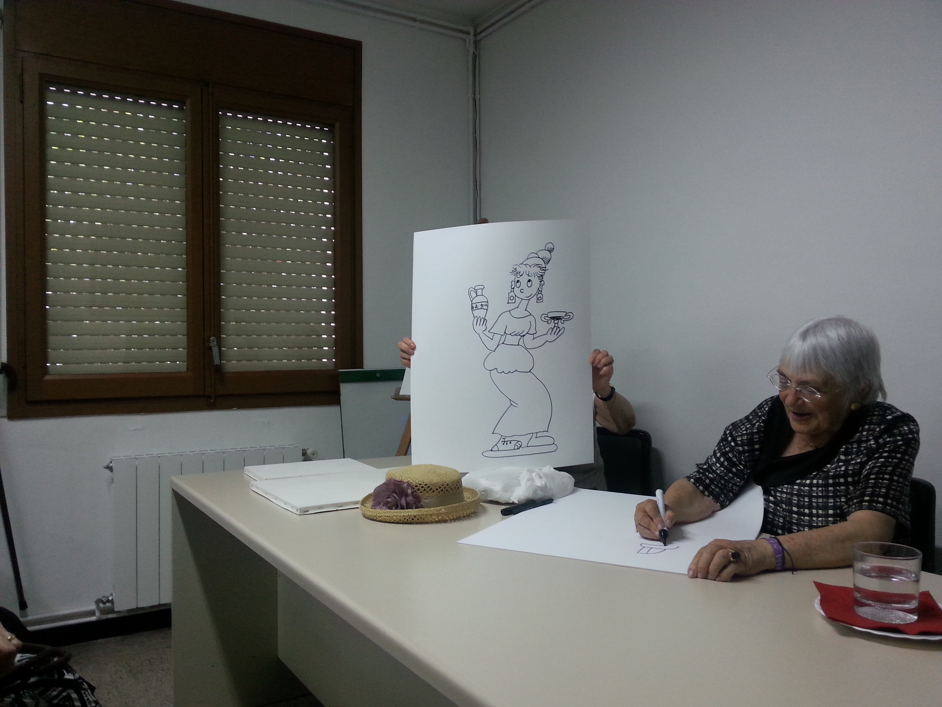 Conferència Pilarín Bayés