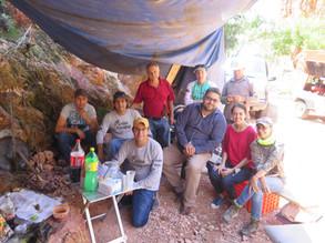 Reunion Familiar en La Mina