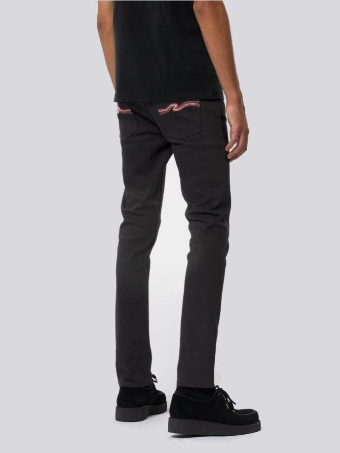 Nudie Jeans ヌーディージーンズ ブラック BLACK Lean Dean リーンディーン