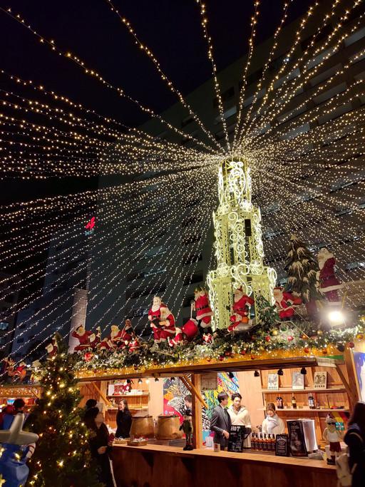 天神クリスマスマーケット♪