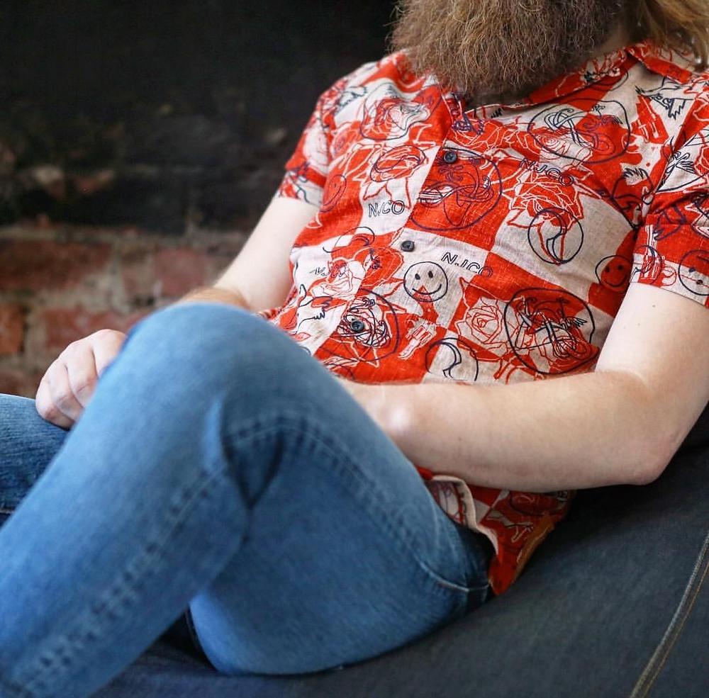 ヌーディージーンズ アロハシャツ ヌーディー Aloha Shirts Hawaiian shirt Nudie Jeans