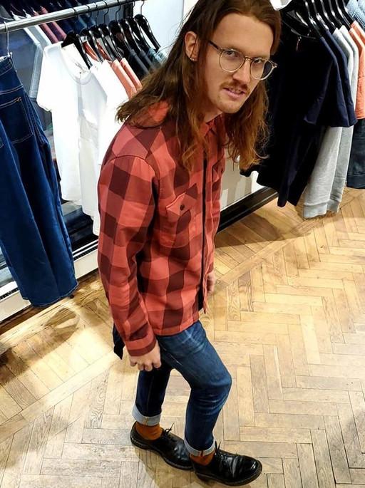 「Nudie Jeans」20SSの新作入荷開始♪