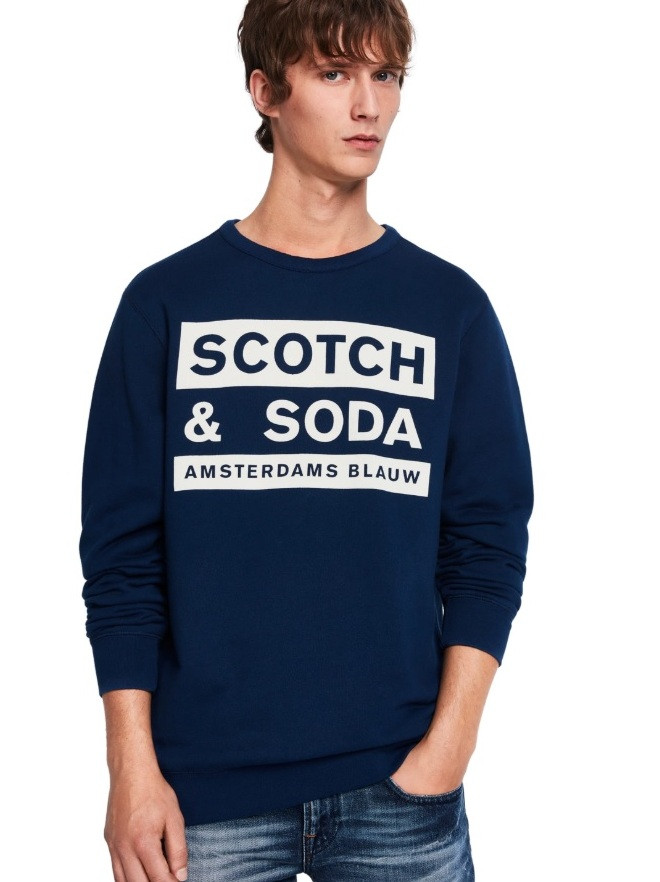 Scotch&Soda スコッチアンドソーダ パーカー スウェット
