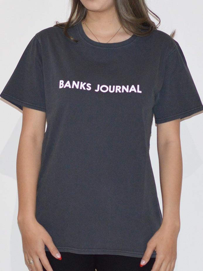 BANKS 福岡 BANKSJOURNAL バンクス ラベル バンクス福岡