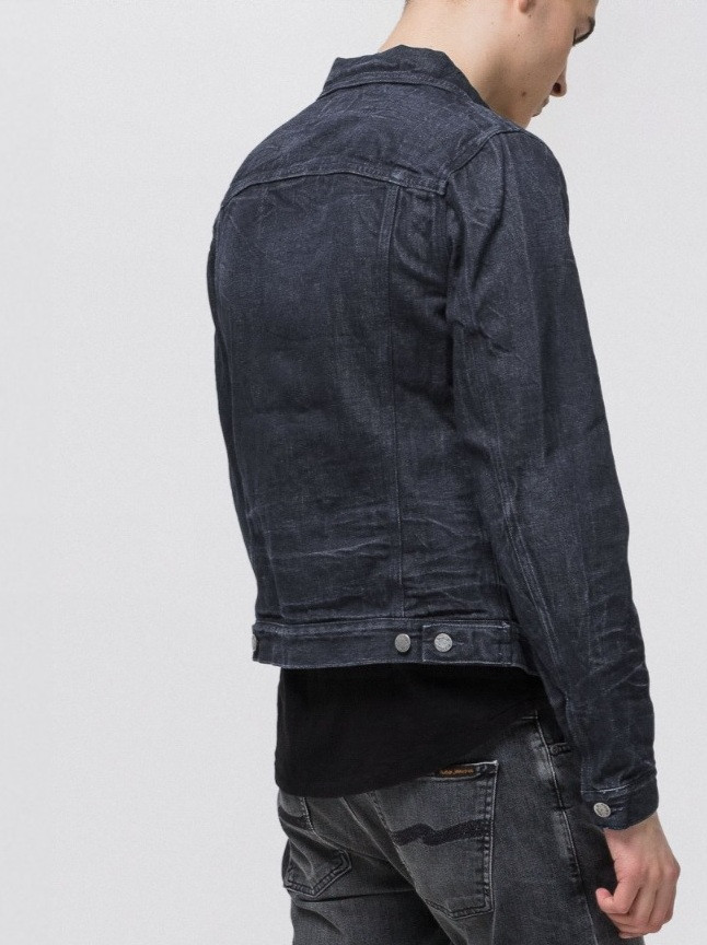 Nearly Dry Nudie Jeans Billy ビリー デニジャケ ヌーディージーンズ