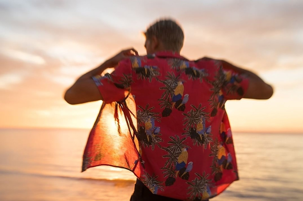 BANKS アロハシャツ バンクス Aloha Shirts Hawaiian shirt BANKS JOURNAL