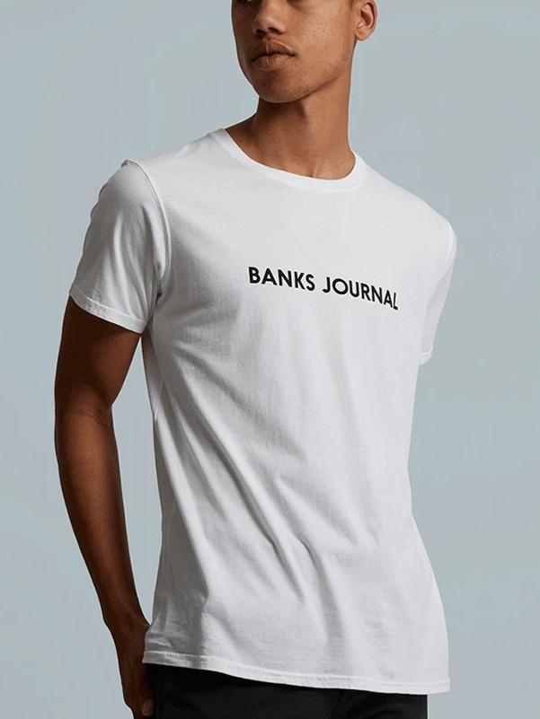 BANKS JOURNAL Tシャツ バンクス SAFARI