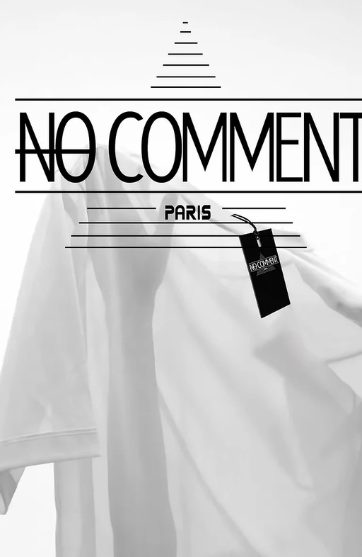「NO COMMENT PARIS」入荷です♪