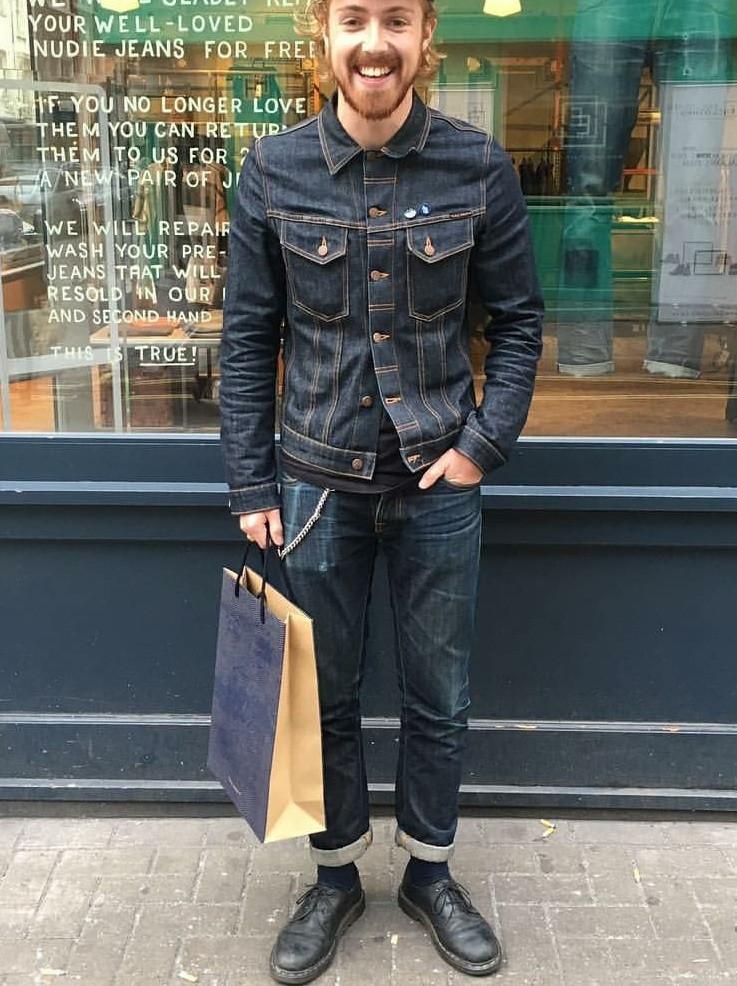 Billy ビリー nudie jeans
