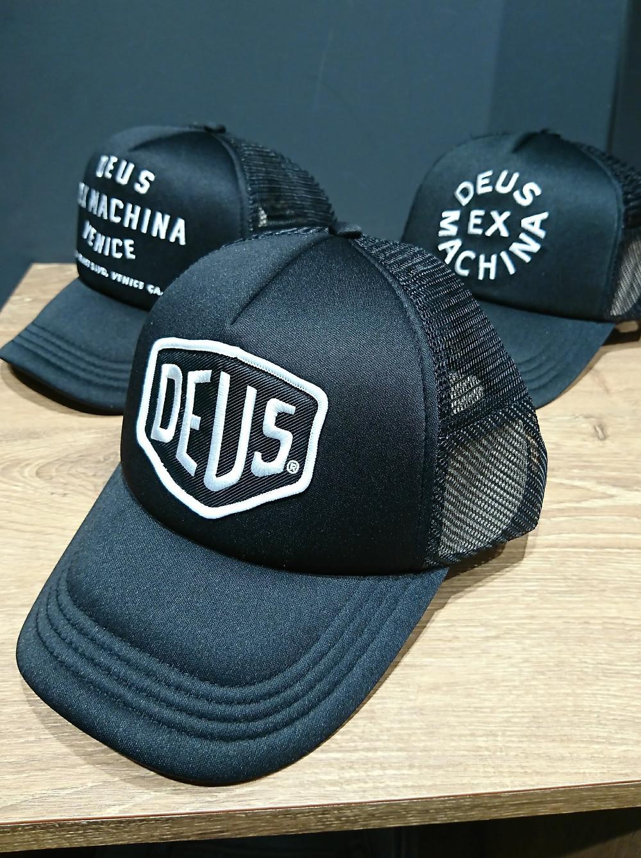 DEUS EX MACHINA CAP デウス キャップ ベースボールキャップ