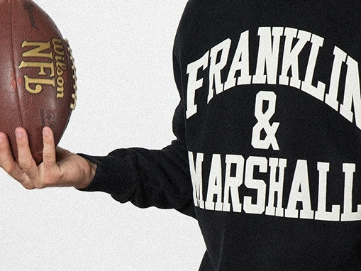 FRANKLIN&MARSHALLが充実♪