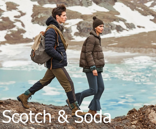 Scotch&Sodaのブルゾンが揃ってます♪