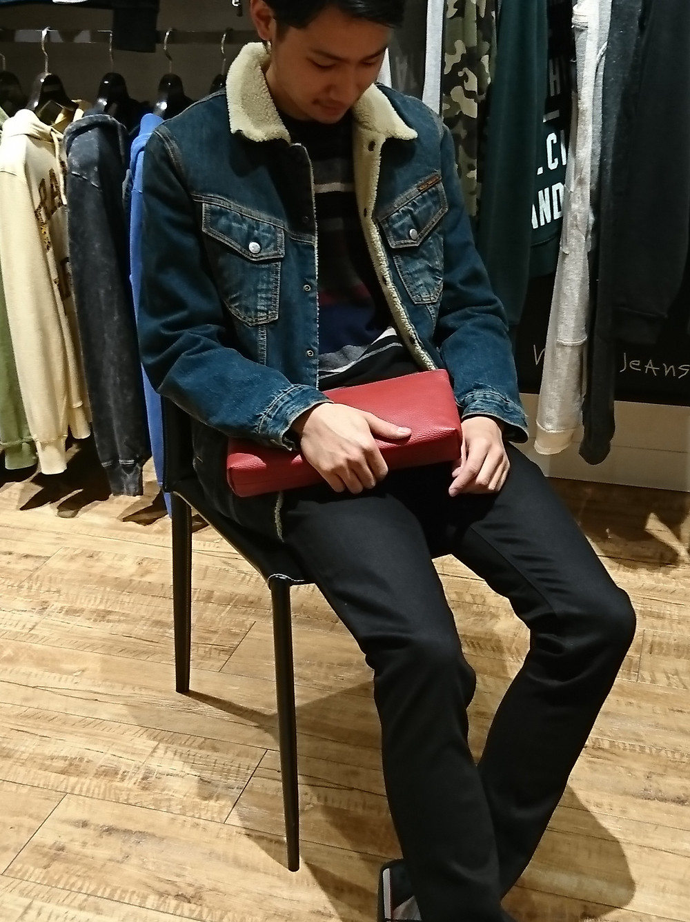 Nudie Jeans LENNY ヌーディジーンズ レニー