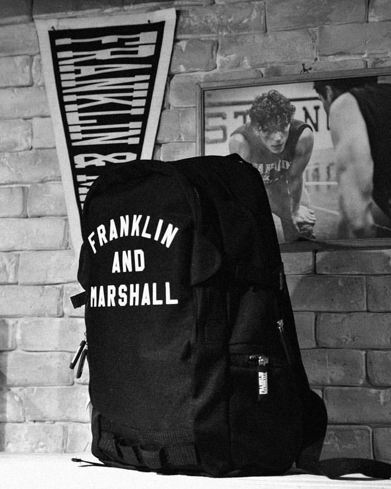 Franklin and Marshall Backpack