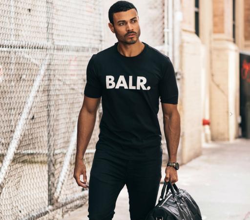 「BALR.」定番Tシャツ♪